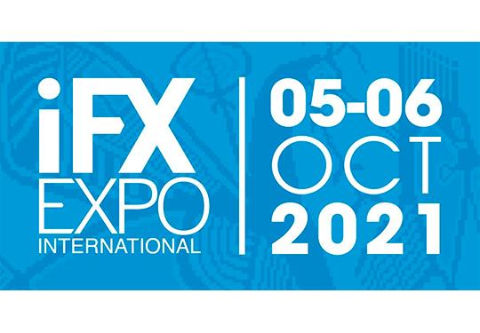 Drofa Comms at iFX EXPO, Cyprus